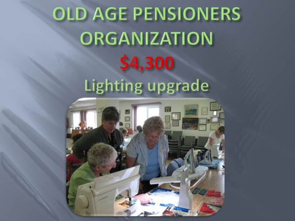 Old Age Pensioners Organization